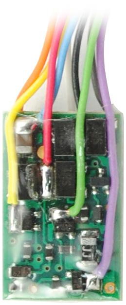 M4 TCS decoders