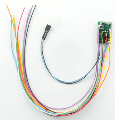 M4 W/ Keep Alive & 2pin connector TCS decoders