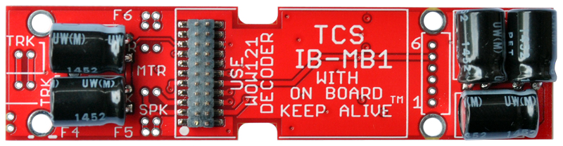 Bachmann adapter board MB1