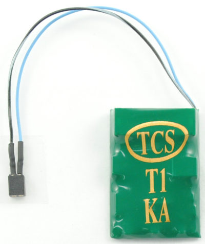T1 decoder W/ Keep Alive and 2 pin connector by TCS