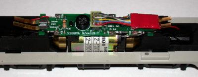 Stewart locomotive decoder
