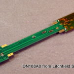 N DCC decoder LocoSpecific Atlas light board by Digitrax - Medium