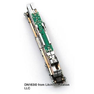 N DCC decoder LocoSpecific InterMountain by Digitrax - DN163I0 - SD40 and SD45 Series