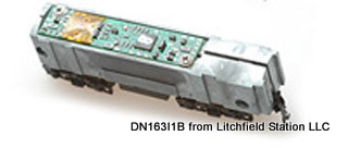 N DCC decoder LocoSpecific InterMountain by Digitrax - DN163I1b - FTB