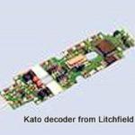 N DCC decoder LocoSpecific Kato by Digitrax - DN163K0E - E5