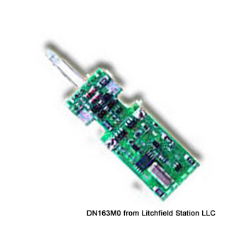 N DCC decoder LocoSpecific MicroTrains by Digitrax
