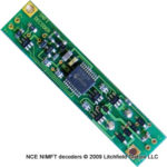 N DCC decoder LocoSpecific InterMountain by NCE