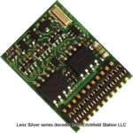 Lenz Silver Plus 21 Decoder - #428-10321-01