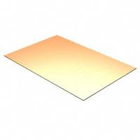 "PCB COPPER CLAD 1/4 X 6"" 1 SIDE, 1/32"" - #PCB-1/4x6"