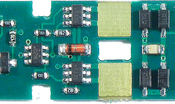 5240126 N decoder LocoSpecific Kato PA1, E8/9 Genesis - #524-N12K0a