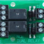 5240236 NCE Dual Relay- #524-DualRelay
