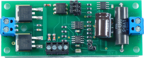 5240225 Single electronic circuit breaker - #524-EB1