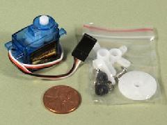 SRV002 - SG90 9g Miniature Servo