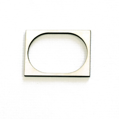 Speaker Gasket for 28 x 40mm (1.10 x 1.58 inch) rectangular speaker - #SPGAS-28X40-S