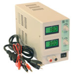 0-18V, 0-3 A Variable Benchtop Power Supply - SPECIAL ORDER - #PS9600