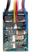 "1387 - M1 decoder with a 8-pin NMRA plug Rev - #TCS-M1P-3.5""R"