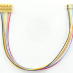 "1369 MC-5"" is a 5"" or 125mm harness with a 8 pin NMRA plug for the MC series decoders"