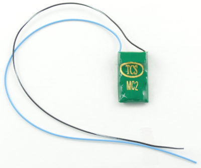 1426 N/HO DCC decoder - MC wire harness with Keep-Alive wires