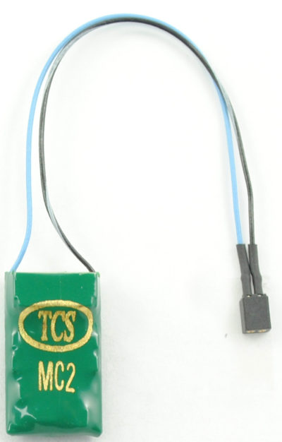 1427 N/HO DCC decoder - MC wire harness with Keep-Alive wires and connector