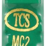 "1115 N/HO DCC decoder - MC to NMRA 8-pin NEM652 1"" harness"