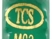 "1015 N/HO DCC decoder - MC to NMRA 8-pin NEM652 3.5"" harness"