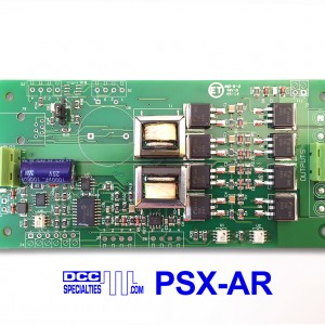 DCC Specialties Auto Reverse Module for DCC advanced - #246-PSxAR