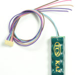 1591 Replacement auxiliary harness for the WOWSound decoder line with a K2 Keep-Alive (TM) - #TCS-WAUX-KA2