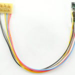 "1379 Z Decoder with 3.5"" harness to 8-pin plug - #TCS-Z2P-3.5"""