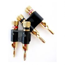Gold Plated Plugs - #BWK-GPP