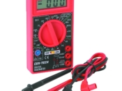 7 Function Digital Multimeter - #Multimeter