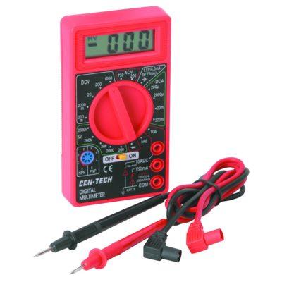7 Function Digital Multimeter - #Multimeter