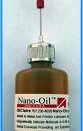 "Nano-Oil 10 Weight, Bottle with Stainless Blunt Needle 1.25"" 15cc/ml - #NLNA10W15cc"