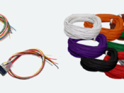 """Super thin cable, 0.5mm (0.019"""") diameter, AWG36, 100m (328 feet) 10 colors - #Wire36Kit"""
