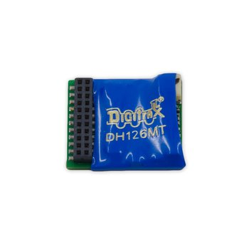 Decoder with 21 Pin MTC Interface - #245-DH126MT