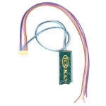 1594 WOWSound decoder harness with KA3 - #TCS-WAUX-KA3