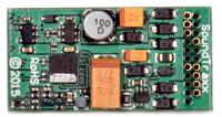TSU-21Pin NEM for ALCO Diesels - 1 Amp, 6-function decoder - #678-885011