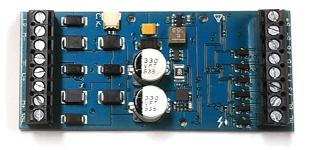 TSU-4400 for Steam 4 Amp, 6-function decoder - #678-884005