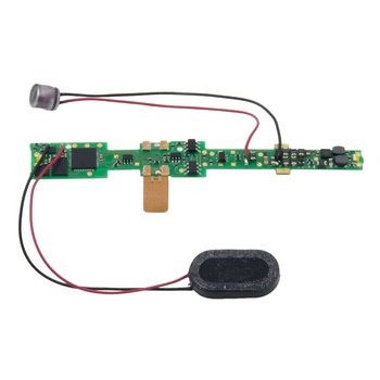 Drop In Mobile Sound Decoder, fits Kato N Scale SD80 MAC and similar - #245-SDXN146K2