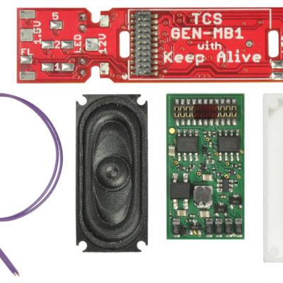 1770 WOWKit DCC sound total conversion kit - #TCS-WDK-ATH-3