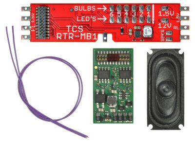 1769 WOWKit DCC sound total conversion kit - #TCS-WDK-ATH-4
