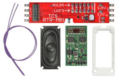 1755 WOWKit DCC sound total conversion kit - #TCS-WDK-ATH-7