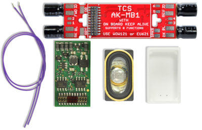 1774 WOWKit DCC sound total conversion kit - #TCS-WDK-ATL-2