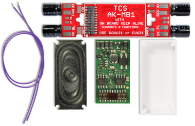 1773 WOWKit DCC sound total conversion kit - #TCS-WDK-ATL-3