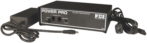 5240033 NCE 5 Amp Booster- Includes internationally approved power supply 524-PB5-UK