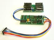 5240147 NCE D13SSR w/ pin plug and No Halt - #524-D13NHP