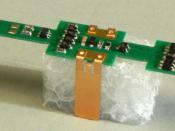 5240169 Drop in decoder for Kato N scale INCLUDES pre-solder - #524-N14K2