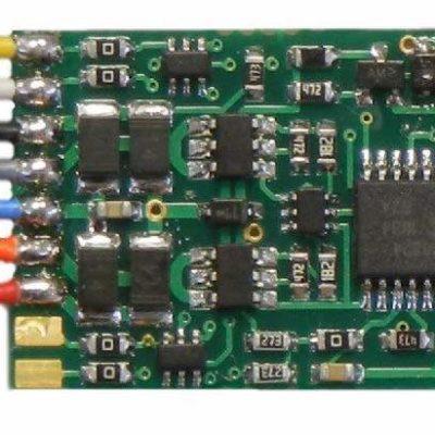 5240177 D13WP decoder with 8 pin plug - #524-D13WP