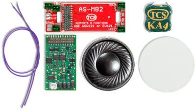 1751 WOWKit DCC sound total conversion kit - #TCS-WDK-ATL-5