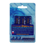 DCC Zen SUPER Stay Alive 3 pack - #DCD-ZNSSA-3