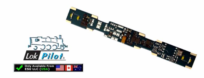 LokPilot Micro Direct OEM - #397-54650